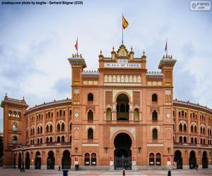puzzel Λας Βέντας, Madrid