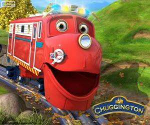 puzzel Уилсон, Локомотив герой из Chuggington