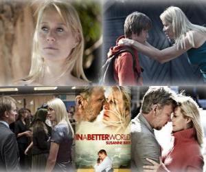puzzel 2011 Oscar - Beste Buitenlandse Film: Susan Bier - In een betere wereld - (Denemarken)