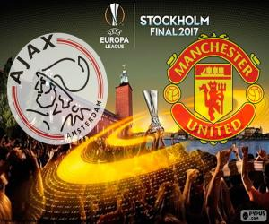 puzzel 2016-2017 UEFA Europa League finale