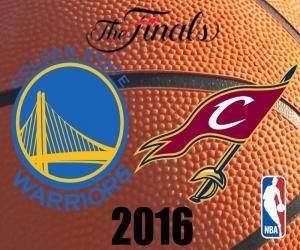puzzel 2016 NBA de finale