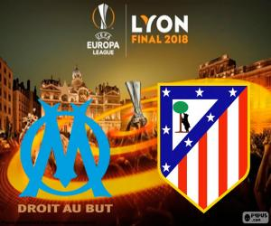 puzzel 2017-2018 UEFA Europa League finale