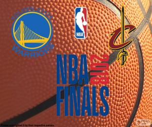 puzzel 2018 NBA de finale