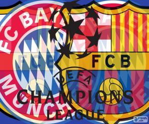 puzzel 2a halve Champions 14-15