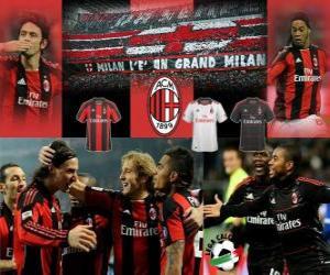puzzel AC Milan