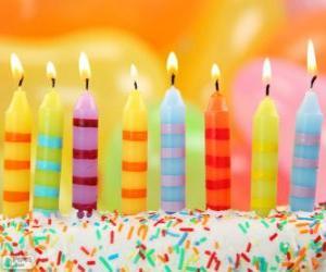 puzzel Achtste verjaardag