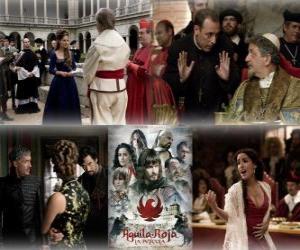 puzzel Águila Roja, la película (1)