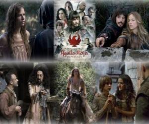 puzzel Águila Roja, la película (2)