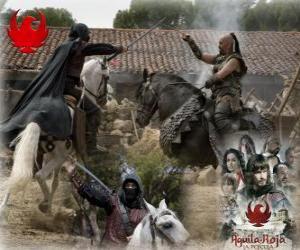 puzzel Águila Roja, la película