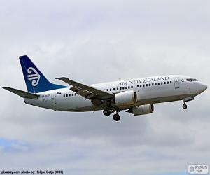 puzzel Air New Zealand