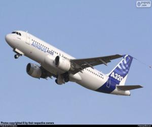 puzzel Airbus A320