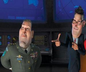 puzzel Algemeen Monger met president Hathaway