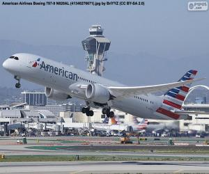 puzzel American Airlines