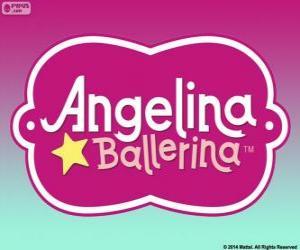puzzel Angelina Ballerina logo
