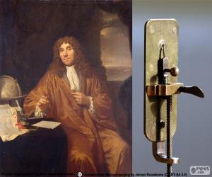 puzzel Anton van Leeuwenhoek