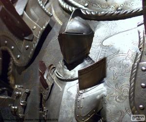 puzzel Armor Knight