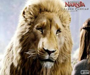 puzzel Aslan, Narnia