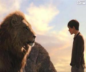 puzzel Aslan praten Edmund