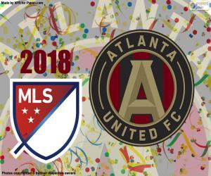 puzzel Atlanta United MSL Cup 2018
