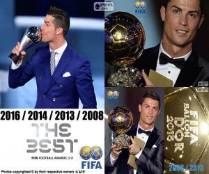 puzzel Award speler FIFA 2016