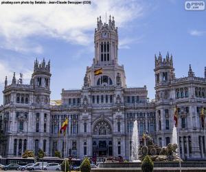 puzzel Ayuntamiento de Madrid