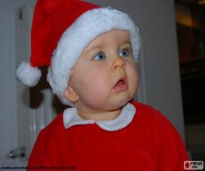 puzzel Baby, Kerstman