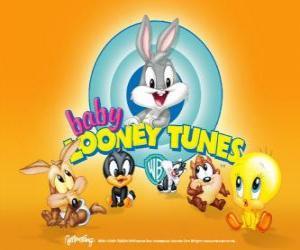 puzzel Baby Looney Tunes