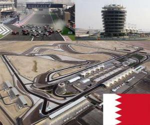 puzzel Bahrain International Circuit