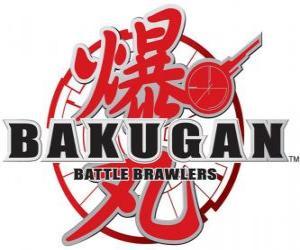 puzzel Bakugan logo