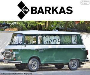 puzzel Barkas B1000