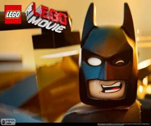 puzzel Batman, een superheld die helpen zal om op te slaan van de Lego Universum