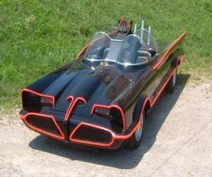 puzzel Batmobile