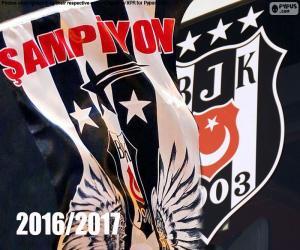 puzzel Beşiktaş, 2016-2017 kampioen