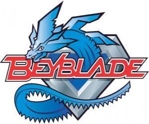 puzzel Beyblade logo