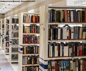 puzzel Bibliotheek