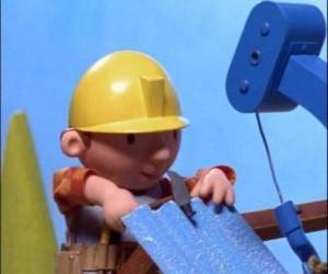 puzzel Bob gewerkt