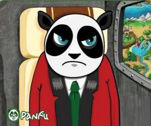 puzzel Bonez Panfu het kwaad, het vliegtuig onmiddellijk vrijgelaten pokopets