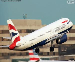 puzzel British Airways, Verenigd Koninkrijk