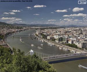 puzzel Budapest, Hongarije