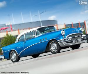 puzzel Buick Special 1955