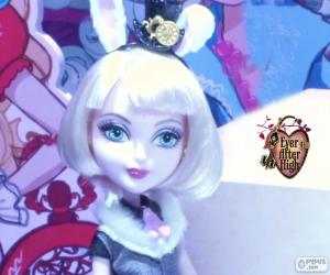 puzzel Bunny Blanc, Ever After High