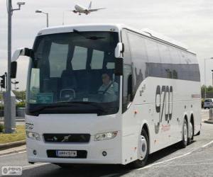 puzzel Bus Volvo 9700 TX