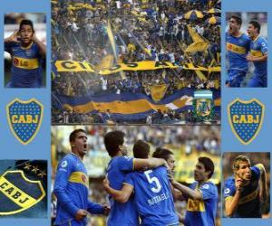 puzzel CA Boca Juniors