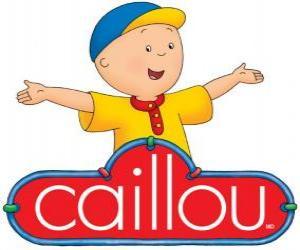 puzzel Caillou