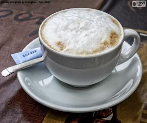 puzzel Cappuccino