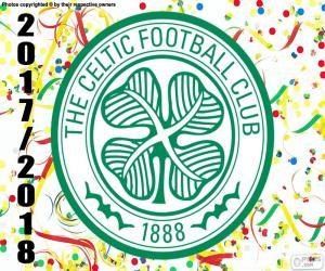 puzzel Celtic, Premiership 2017-2018