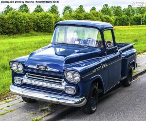 puzzel Chevrolet Apache, 1959