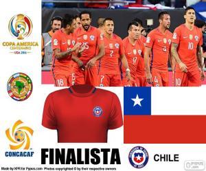 puzzel CHI finalist, Copa America 2016