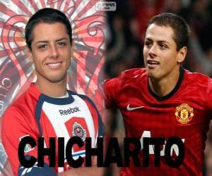 puzzel Chicharito
