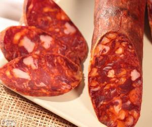 puzzel Chorizo
